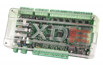 EXD 10 - Centralina di regolazione BACnet